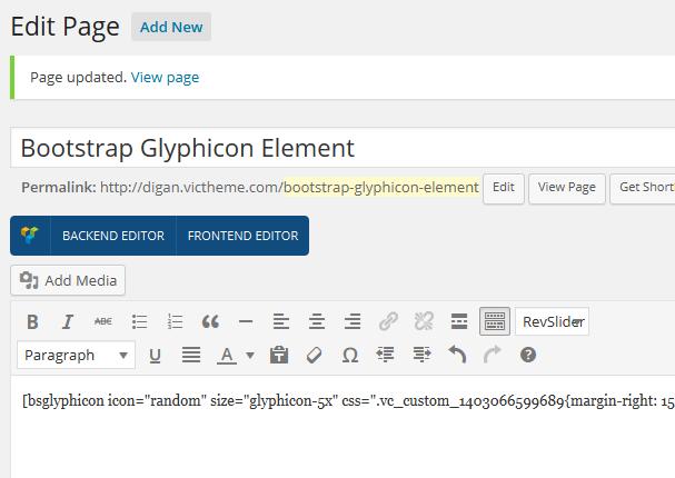 glyph-shortcode
